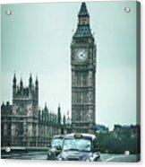 London Times Acrylic Print