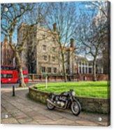 London Transport Acrylic Print