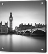 London, Westminster Bridge Acrylic Print
