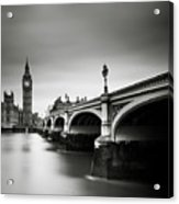 London Westminster Acrylic Print