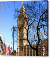 London's Big Ben Acrylic Print