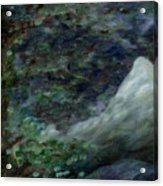 Lone Mountain Acrylic Print