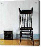 Lone Seat Acrylic Print
