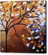 Lonely Breeze Acrylic Print