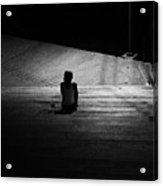 Lonely Acrylic Print