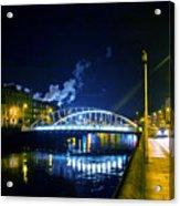 Lonely Night Acrylic Print