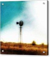 Lonely Skies Acrylic Print