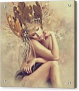 Lonesome Thoughts Acrylic Print