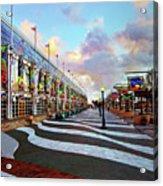 Long Beach Convention Center Acrylic Print