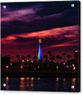 Long Beach Lighthouse II Acrylic Print