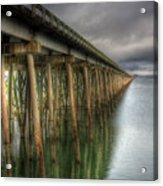 Long Bridge  Acrylic Print