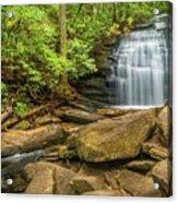 Long Creek Falls Acrylic Print
