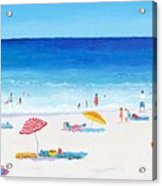 Long Hot Summer Acrylic Print