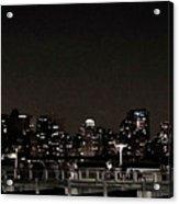 Long Island City, Ny. Acrylic Print