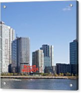 Long Island City Towers Acrylic Print