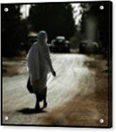 Long Walk Home Acrylic Print