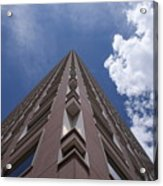 Long Way Up Acrylic Print