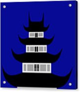 Longhua Acrylic Print