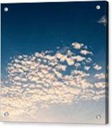 Look At Sky Acrylic Print