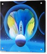 Look Into Deep Space Acrylic Print