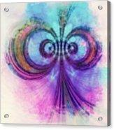 Look Into My Eyes Acrylic Print