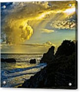 Looking At The Sky Acrylic Print