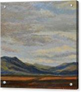 Looking Toward Taos Acrylic Print