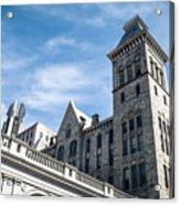 Looking Up At Old City Hall Acrylic Print