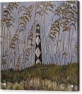 Lookout Lighthouse, Nc Acrylic Print