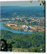 Lookout Mountain Vantage Acrylic Print
