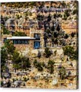 Lookout Studio @ Grand Canyon Acrylic Print