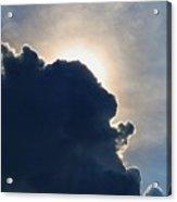 Looming Cumulus Acrylic Print