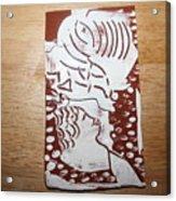 Lord Bless Me 1 - Tile Acrylic Print