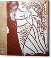 Lord Bless Me 18 - Tile Acrylic Print
