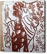 Lord Bless Me19 - Tile Acrylic Print
