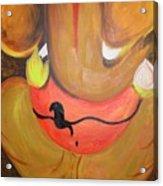 Lord Ganesh Ji Acrylic Print