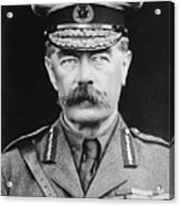 Lord Herbert Kitchener Acrylic Print