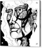 Lord Of The Flies Study Acrylic Print