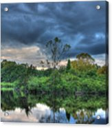 Lord Stirling Park Acrylic Print