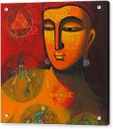Lord Vishnu Acrylic Print