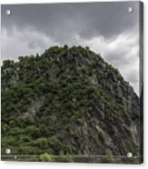 Loreley Rock 12 Acrylic Print
