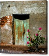 Loreto Rose Acrylic Print