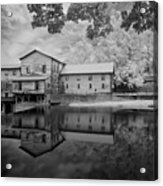 Loretta Lynn's Gritt Mill Acrylic Print
