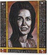 Loretta Acrylic Print