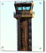 Loring Air Base Tower Acrylic Print