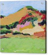 Los Alamos Valley Acrylic Print