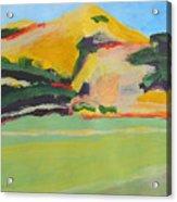 Los Alamos Valley Iv Acrylic Print