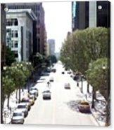 Los Angeles 0591 Acrylic Print