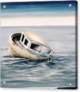Lost At Sea Contd Acrylic Print