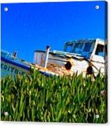 Lost Boat Acrylic Print